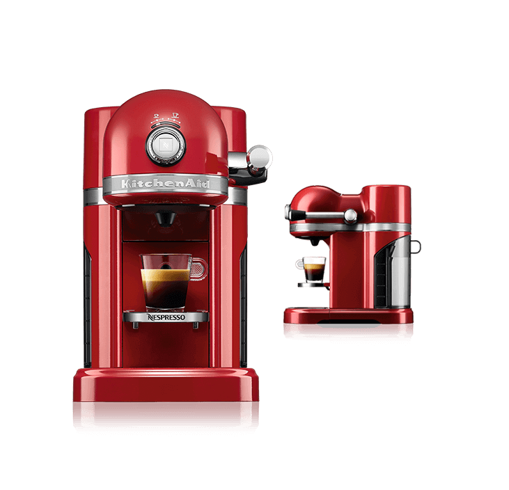Nespresso Kitchenaid Coffee Machine Nespresso